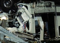 First RV Accident, Florida, 1996
