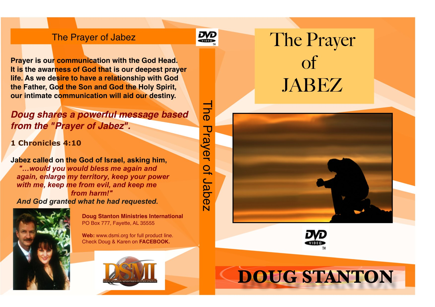 Prayer of Jabez:Cover 2