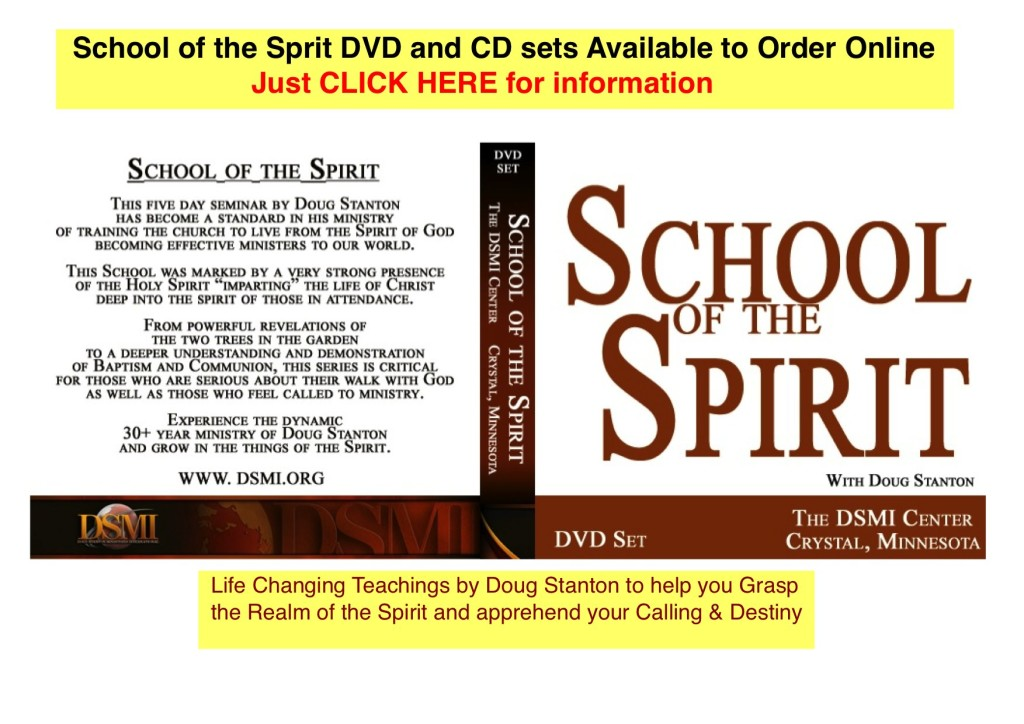 NOW AVAILABLE - SOS TEACHINGS IN DVD & CD