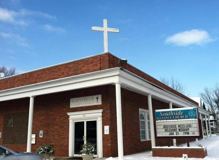 Southside Alliance Church 530 Pennsylvania Ave Elmira NY, 14904