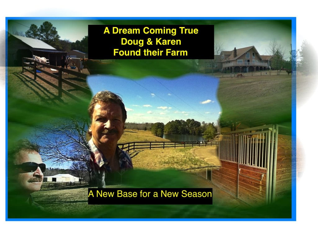 A New Base for a New Season for Doug & Karen