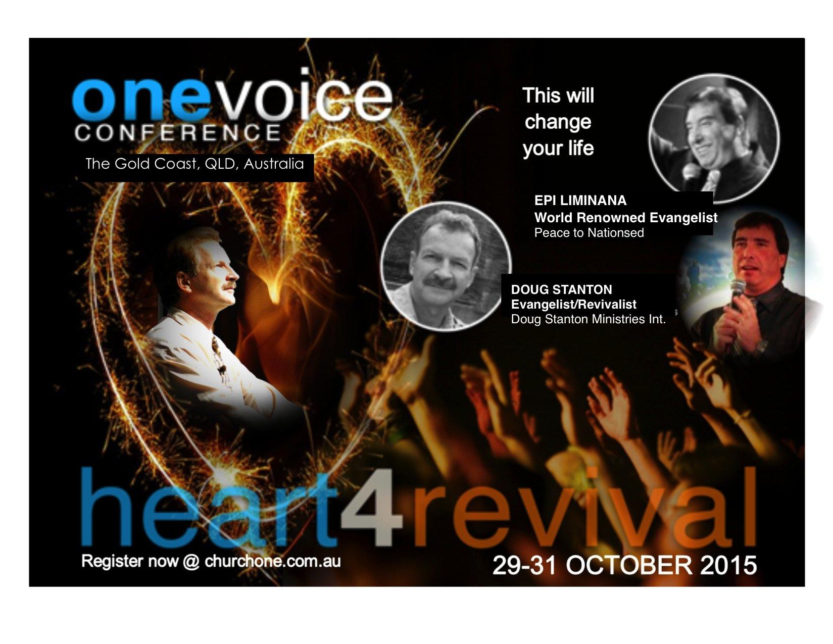One Voice Conference Australia